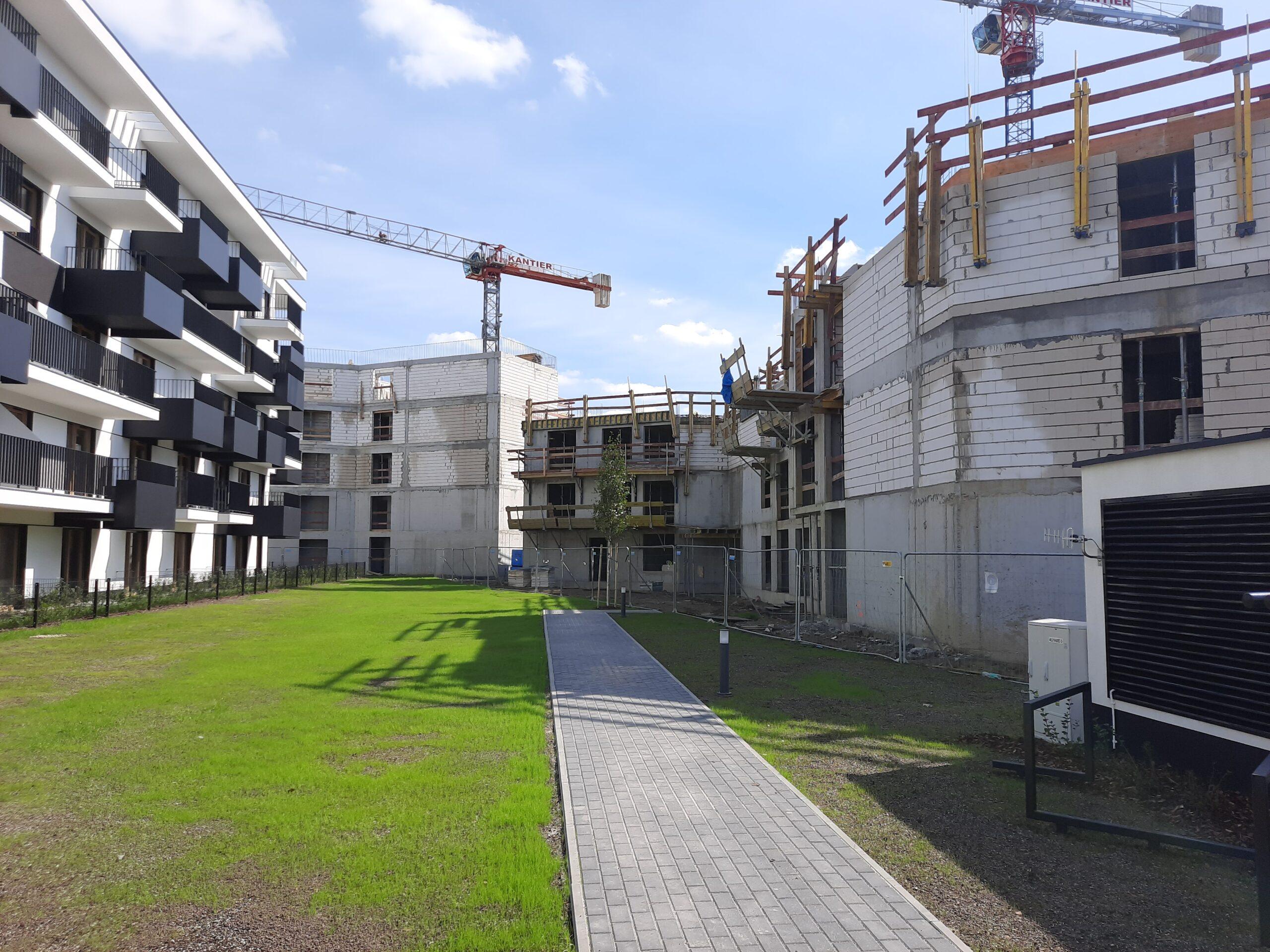 29. Aleja - inwestycja Buma Kraków