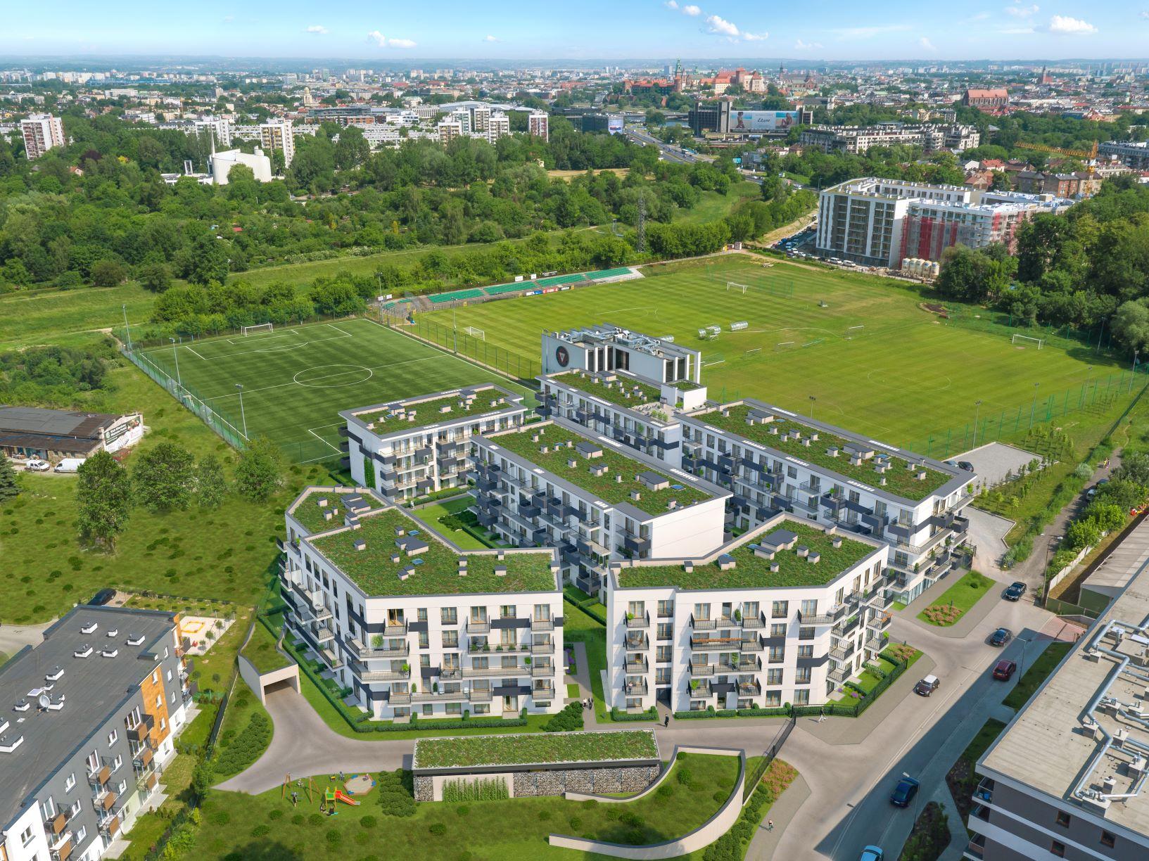 Mate3ny - inwestycja Buma Kraków